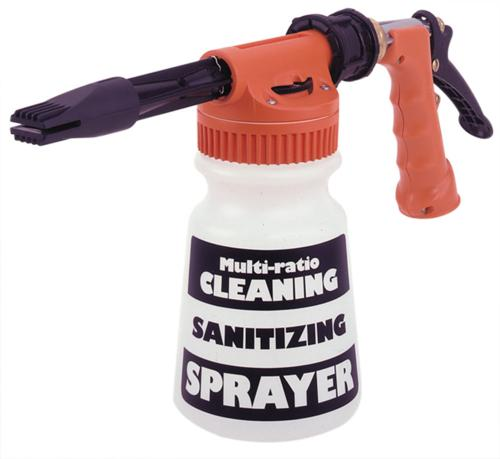 Foaming Sprayer