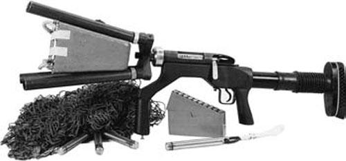 CODA Net Gun