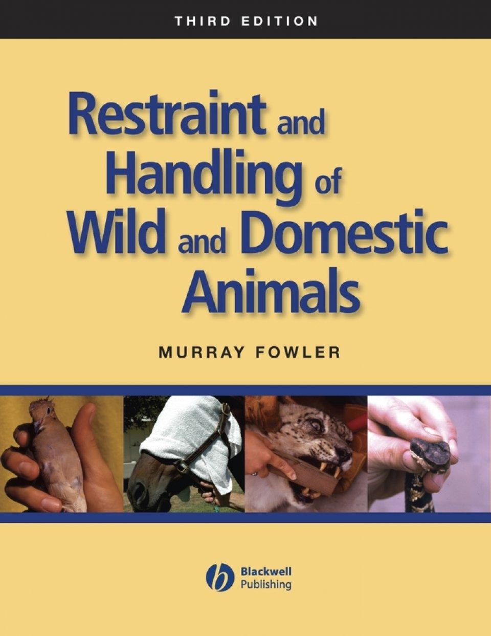 Restraint handling book