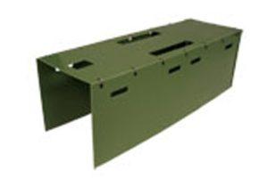 Safeguard trap cover