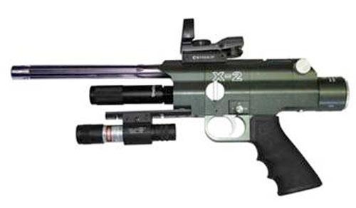 X-2-CO2-Pistol