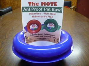 Ant Proof Bowl