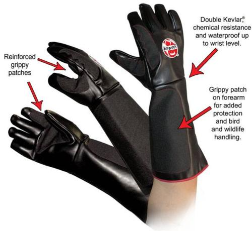 The Beast Animal Handling Glove
