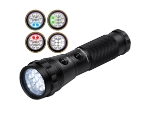 flashlight 12 LED