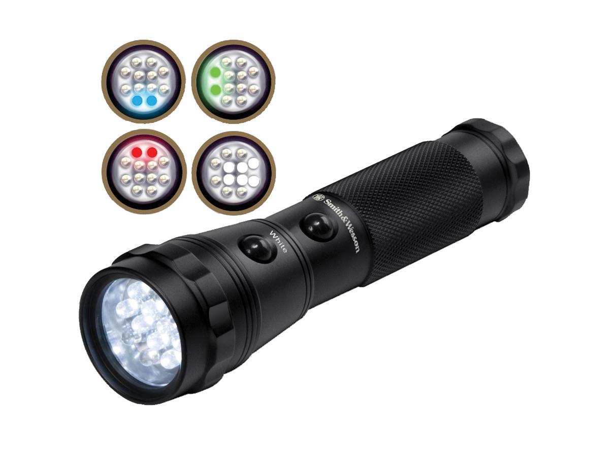 flashlight 12 LED