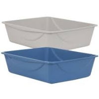 Litter Pans and Boxes
