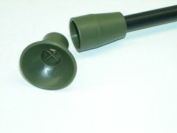 Mouth Piece for a TeleDart Blowpipe
