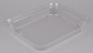 Plastic Dome Litter Pan