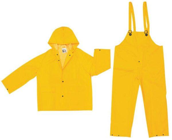 rain suit 3 piece