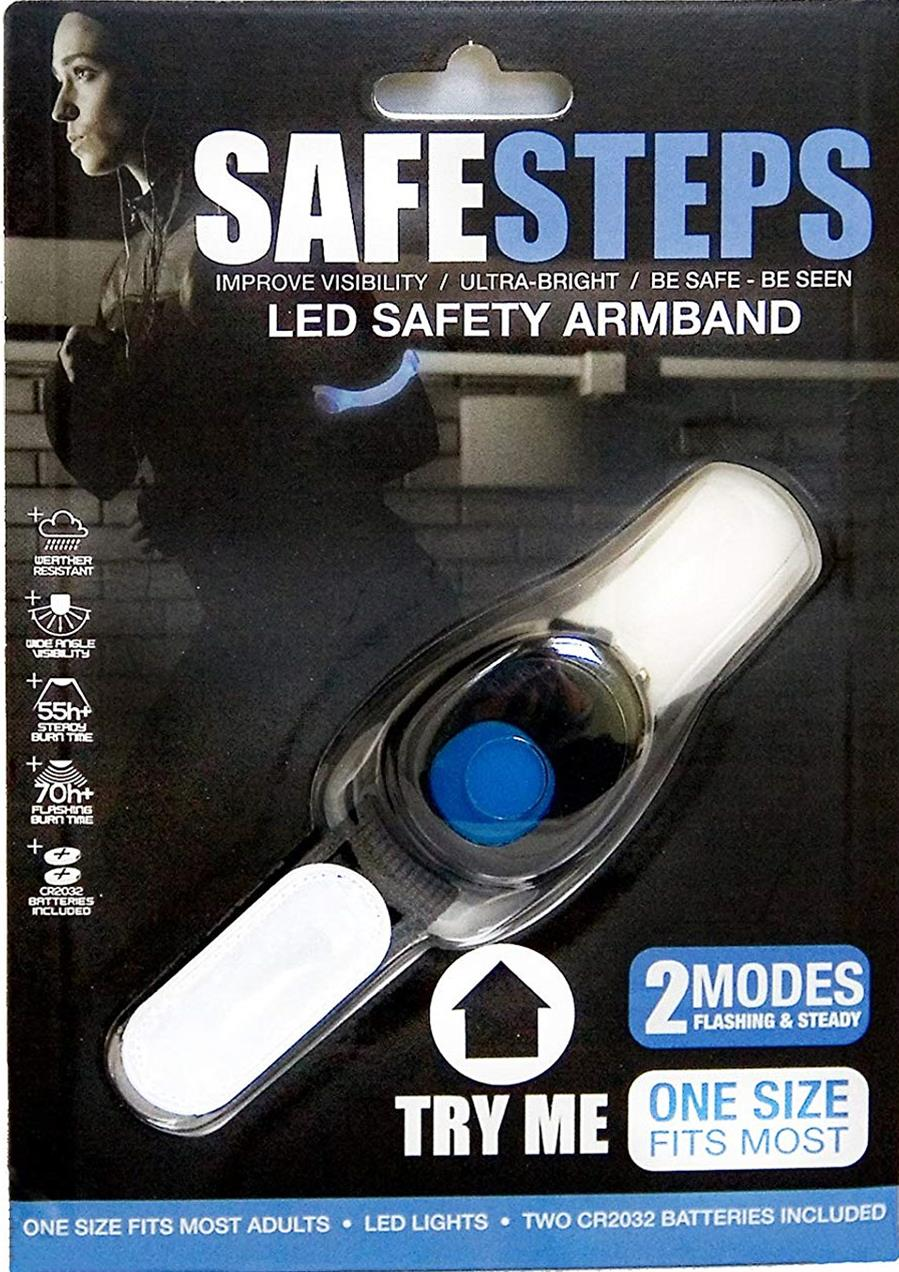 Safe Steps Arm Band