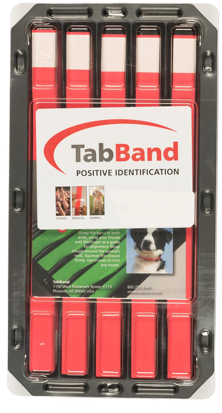 Tab Band ID Bands