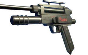 TeleDart Remote Injection Pistol Model RD406