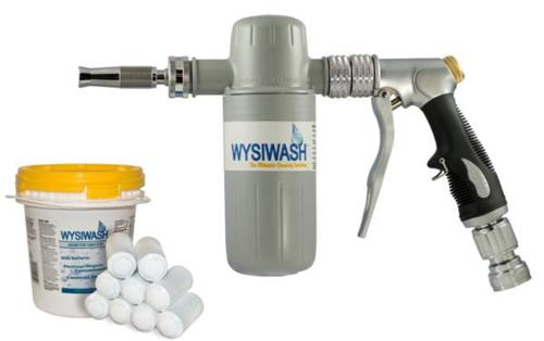 wysiwash caplets & applicator